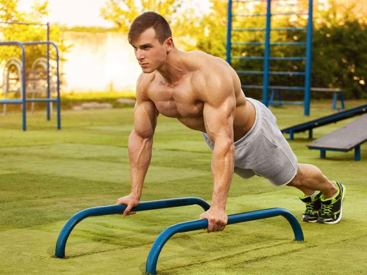 best_bodyweight_chest_exercises